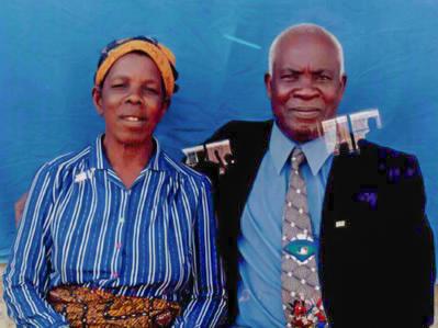 Rev. Dickson Kasongo