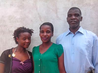 Rev. Mulengwani Mweyama